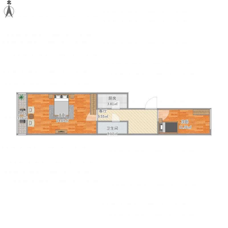 北京-安华西里-设计方案