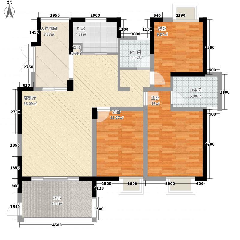 世纪城135.04㎡世纪城户型图龙耀苑V区14/17/18楼2-22层A/B/C/D户型3室2厅2卫1厨户型3室2厅2卫1厨