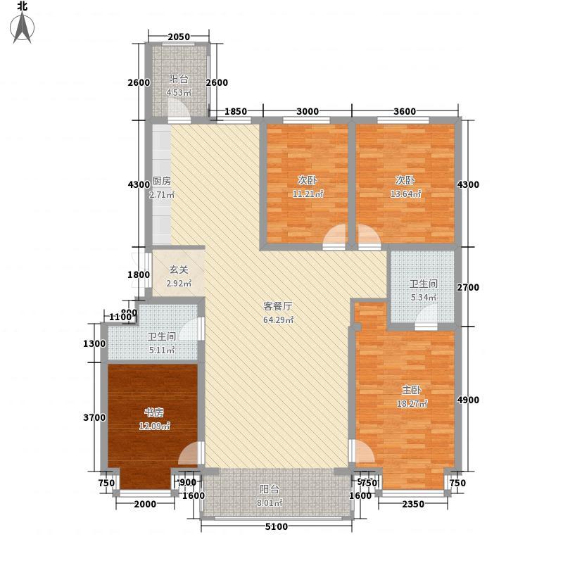 群力观江国际11、12号楼户型