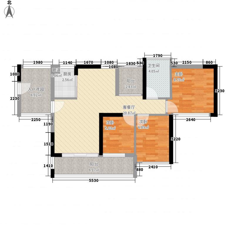 天富花园天富花园户型图1户型10室