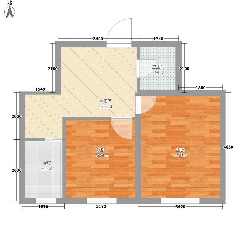 意大利风情小镇64.00㎡意大利风情小镇户型图D户型2室2厅1卫1厨户型2室2厅1卫1厨
