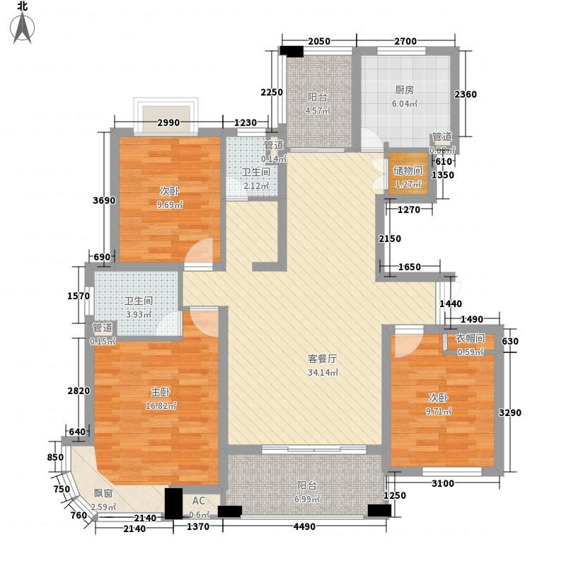 九溪江南户型3室