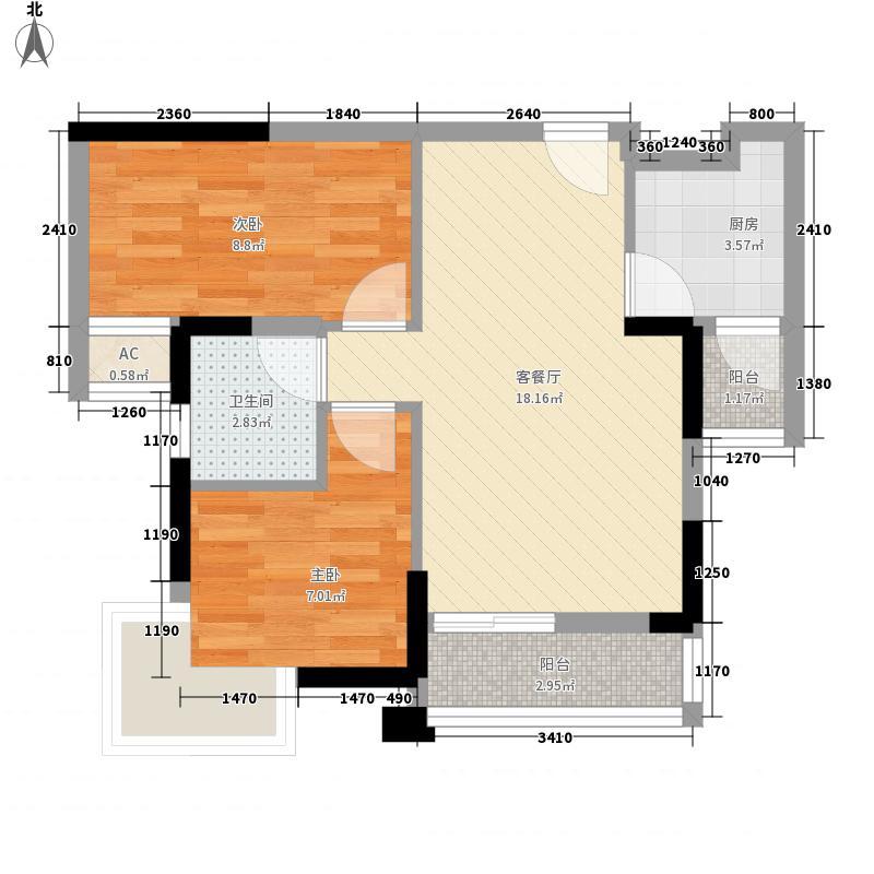 新华苑新华苑户型图h3户型10室