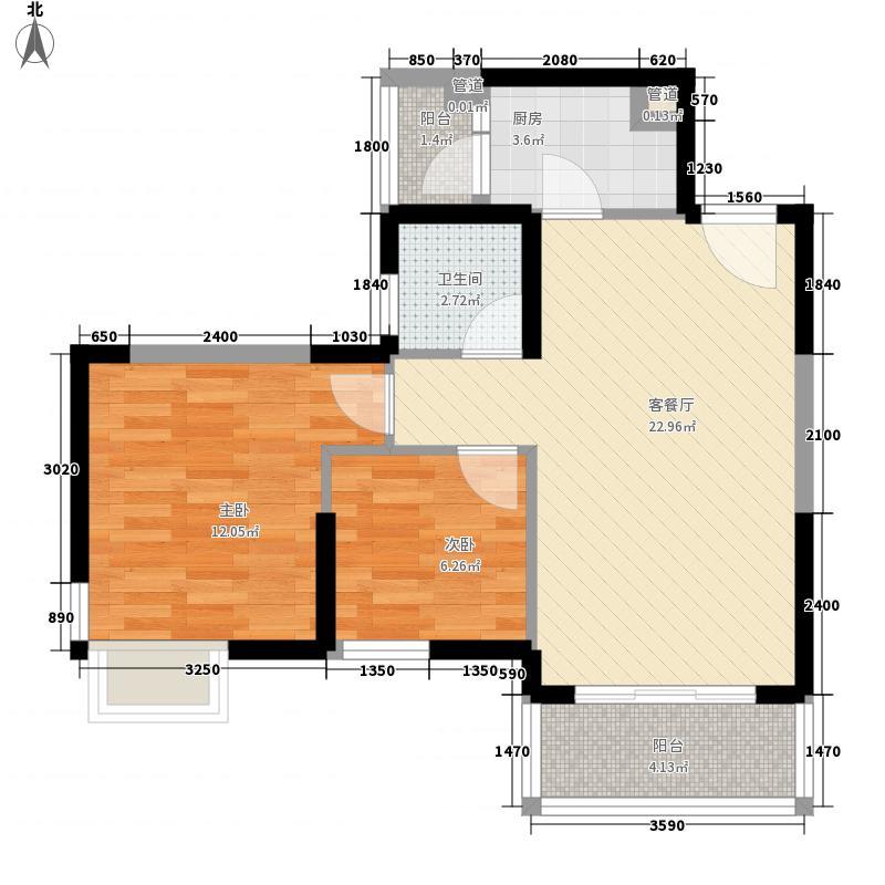 丰泰观山花园丰泰观山花园户型图丰泰观山碧水2室户型图2室2厅1卫1厨户型2室2厅1卫1厨