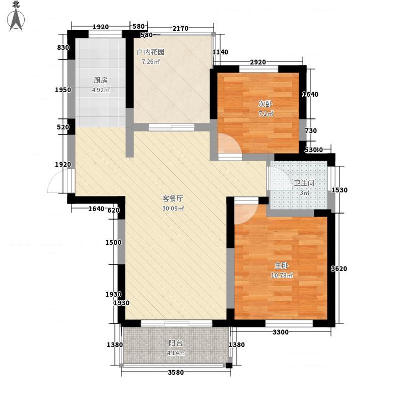 90平米升级小三房