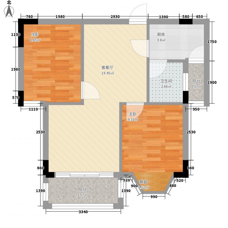 瘦西湖华庄20100724084328户型10室