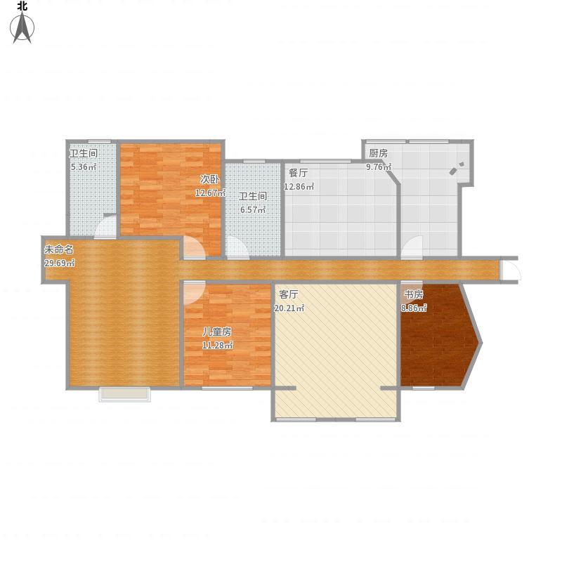 邯郸-家和小区-设计方案
