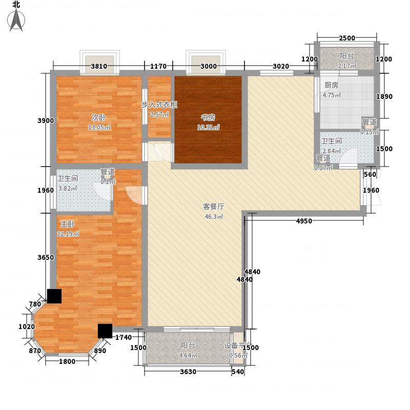 康桥国际89.00㎡康桥国际89.00㎡2室户型2室