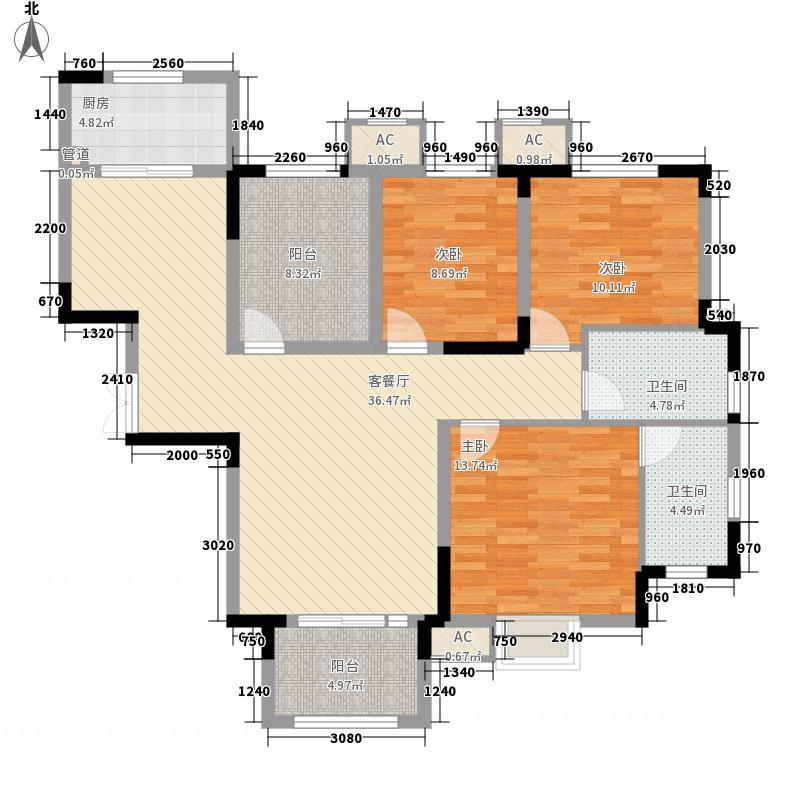 中国诺贝尔城127.00㎡中国诺贝尔城户型图C户型2室2厅1卫1厨户型2室2厅1卫1厨