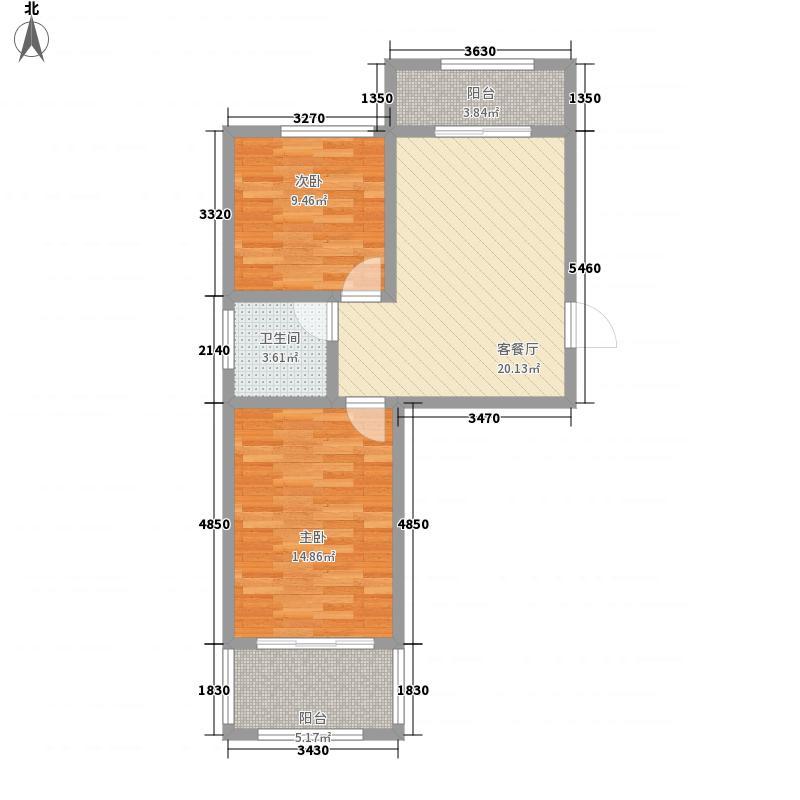 瑞丰嘉园瑞丰嘉园户型图2室1厅户型10室