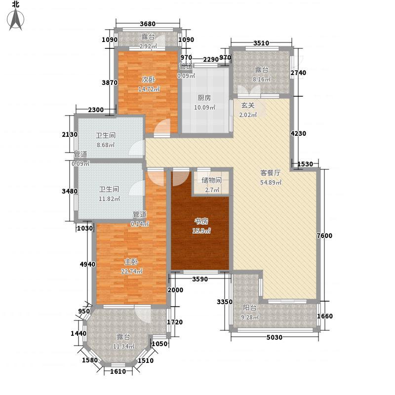 御龙仙语湾163.00㎡御龙山语湾B2新3室2厅2卫1厨163.00㎡户型3室2厅2卫1厨