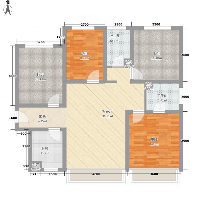 重工小区重工小区户型图333室1厅1卫1厨户型3室1厅1卫1厨