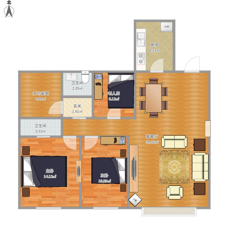 洛阳-我的家-设计方案