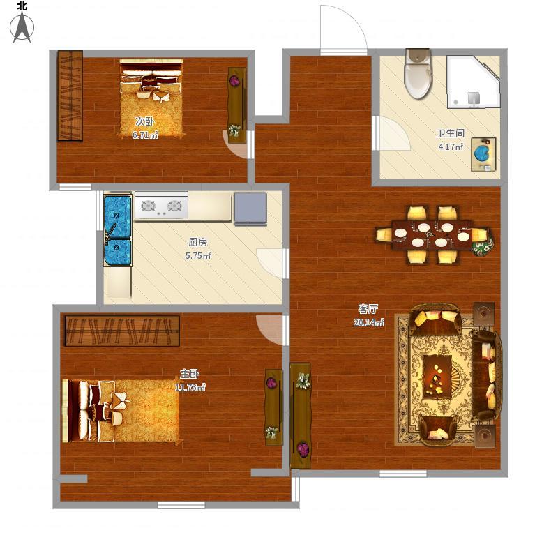 青岛-信和居-设计方案