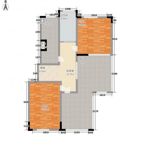 嘉顺花园2室0厅1卫0厨189.00㎡户型图