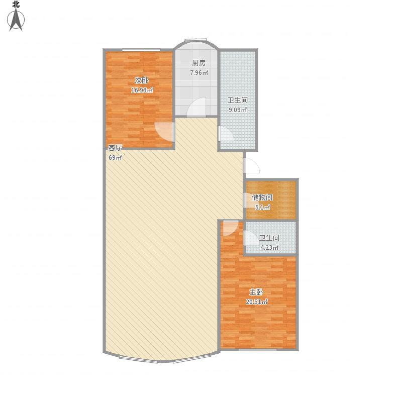 济南-湖畔苑-设计方案
