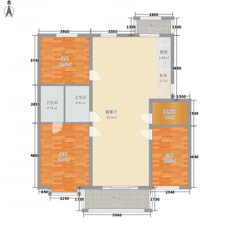 日高卡卡114.00㎡日高卡卡户型图幸福里3室2厅2卫1厨户型3室2厅2卫1厨
