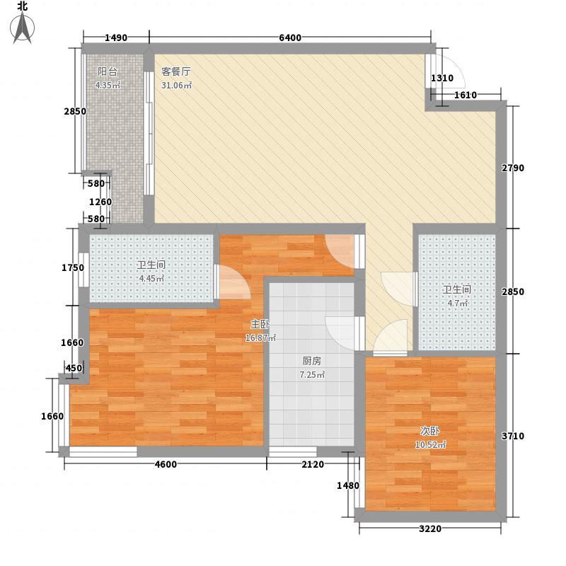 北苑家园莲葩园北苑家园莲葩园10室户型10室