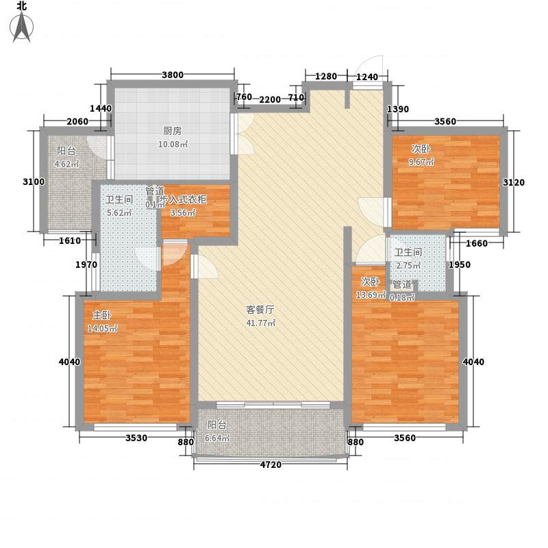 汇龙新城上海汇龙新城户型10室