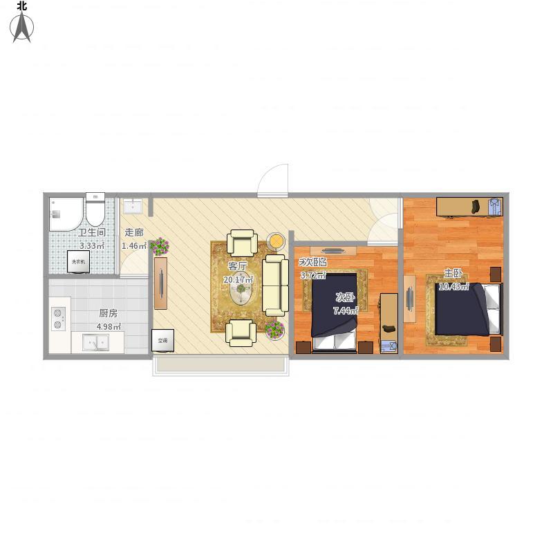 喀什-金泰大厦-设计方案
