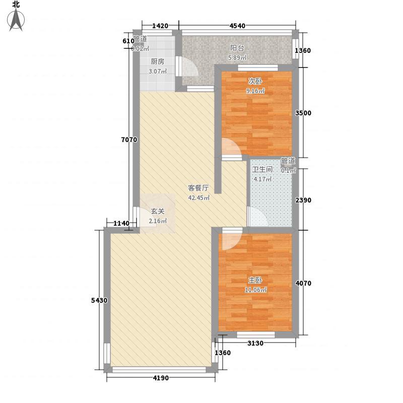 华远新家园华远新家园户型10室