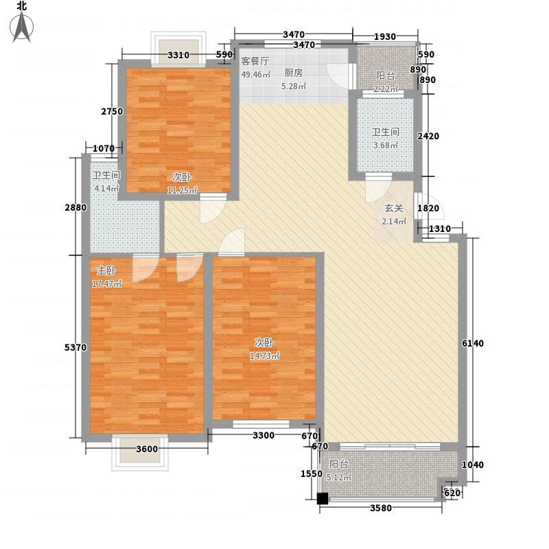 良友新苑良友新苑户型图[5)KB_6B6DOHHPY5]WRF2073室户型3室