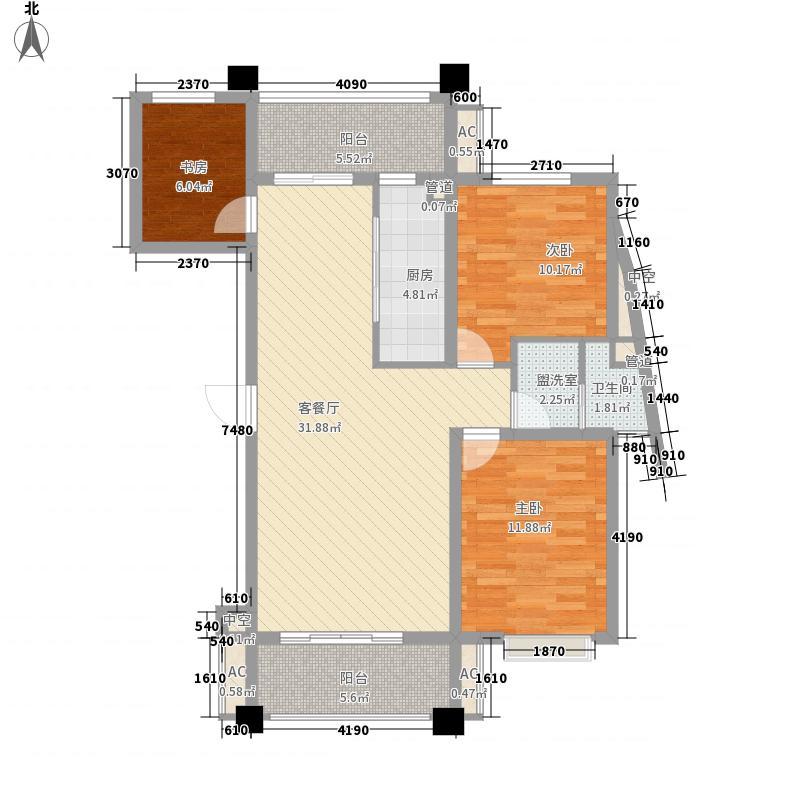 齐鲁涧桥121.94㎡齐鲁涧桥户型图格林威治假日广场K2户型2室2厅1卫1厨户型2室2厅1卫1厨