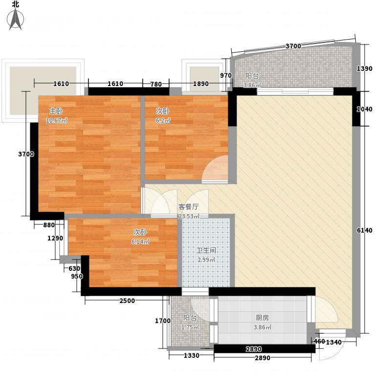 康达尔花园四期康达尔花园四期0室户型10室