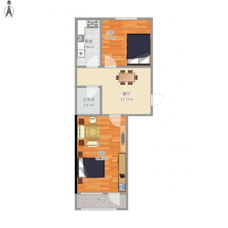 全国-石榴园南里-设计方案
