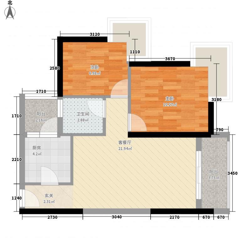 福民佳园福民佳园户型图户型图2室2厅1卫1厨户型2室2厅1卫1厨