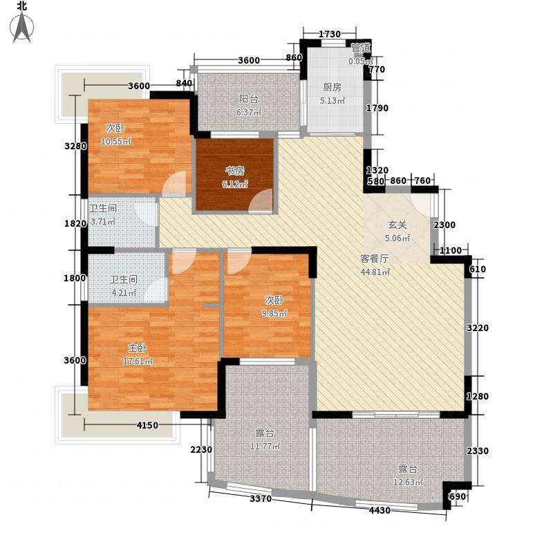 悠然天地家园深圳悠然天地家园户型图2户型10室