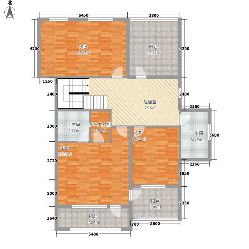 左岸唯美左岸唯美户型图1期左岸春天户型13室2厅1卫1厨户型3室2厅1卫1厨
