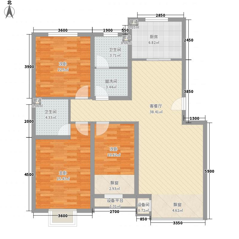 旺第嘉华旺第嘉华户型图b户型图3室2厅2卫1厨户型3室2厅2卫1厨