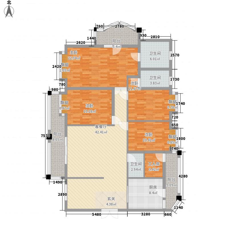 鸿瑞豪庭209.99㎡鸿瑞豪庭户型图E1户型4室2厅3卫209.99平方米4室2厅3卫1厨户型4室2厅3卫1厨