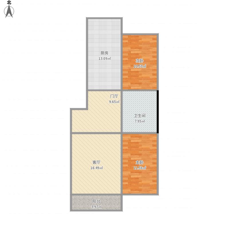 葫芦岛-肖家-设计方案