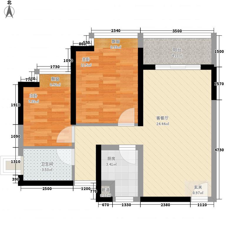 中银花园中银花园户型图2户型10室