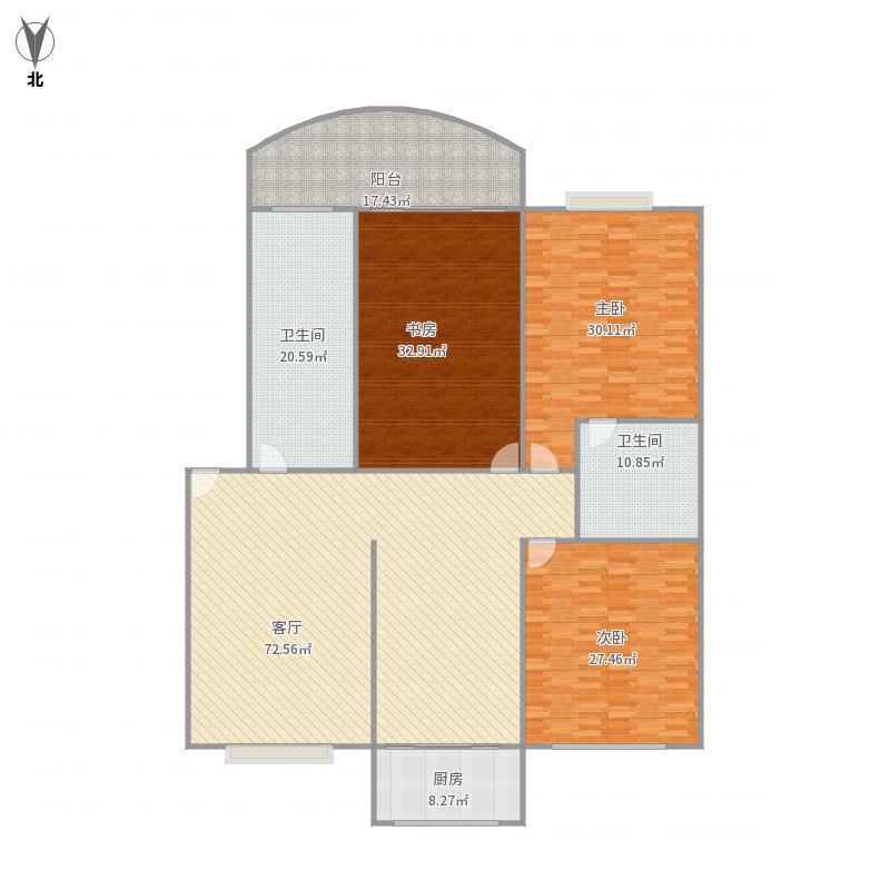 我的设计-0801-14-37清华园5楼