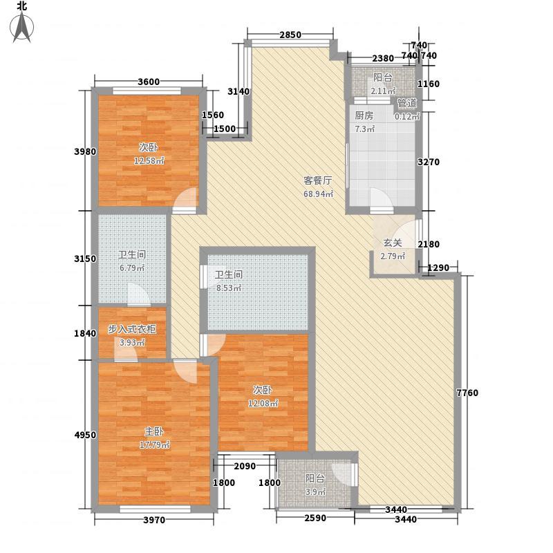 万科西山庭院万科西山庭院10室户型10室