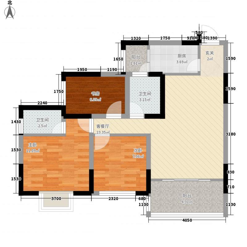 江都花园106.13㎡江都花园D3三室两厅两卫106.13平米3室2厅2卫106.13㎡户型3室2厅2卫