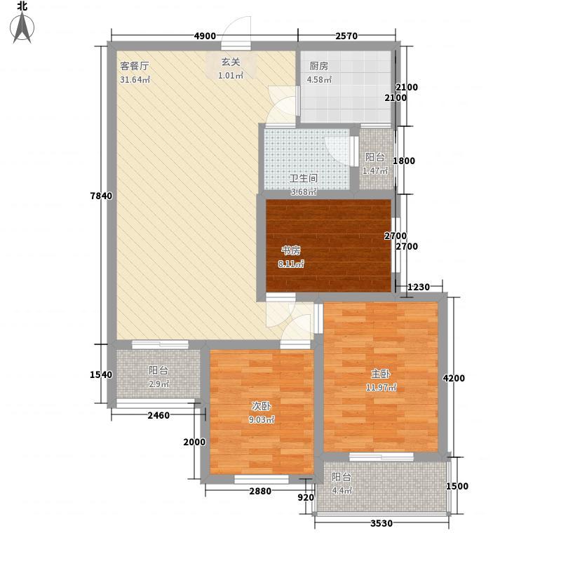 何家垅社区何家垄社区户型3室2厅