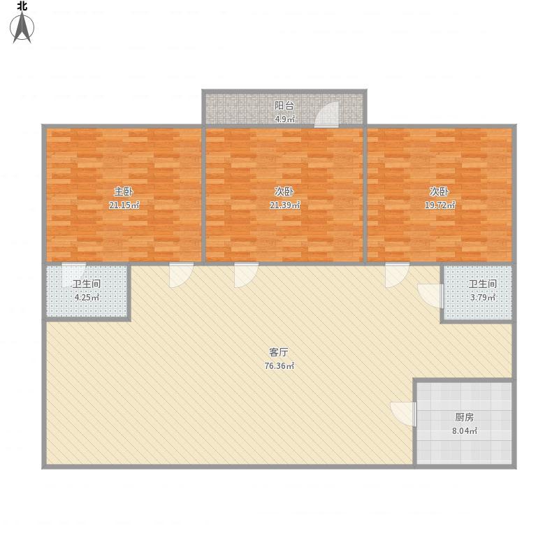 金华-赋城9-2-603-设计方案