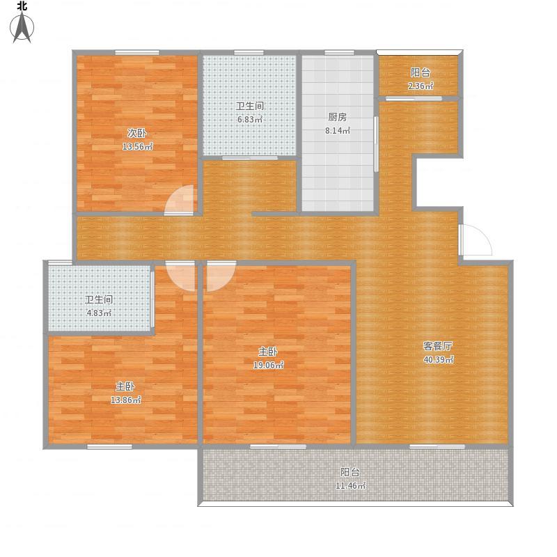 宜浩佳园电梯3房