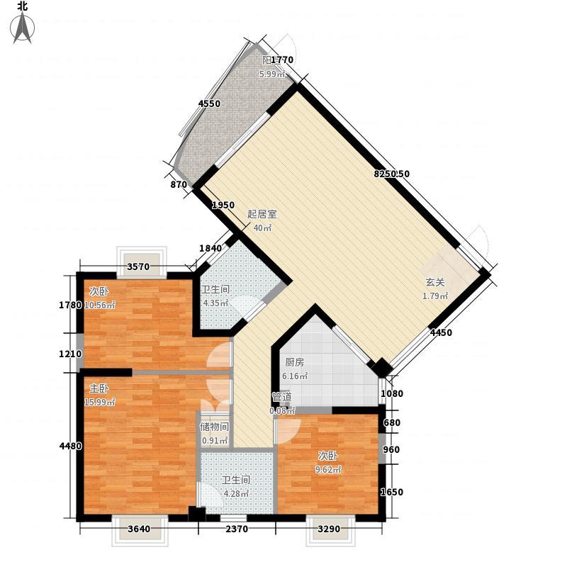 明发商业广场133.35㎡明发商业广场户型图11#楼A户型3室2厅2卫1厨户型3室2厅2卫1厨