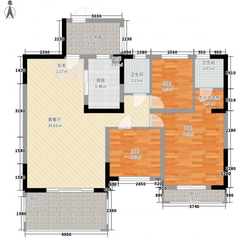 中华名园二期中华名园二期0室户型10室