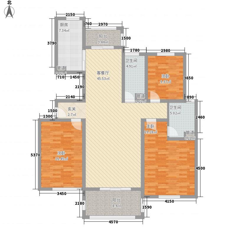 南海佳园花溪别墅148.00㎡南海佳园花溪别墅户型图洋房户型53室2厅2卫1厨户型3室2厅2卫1厨