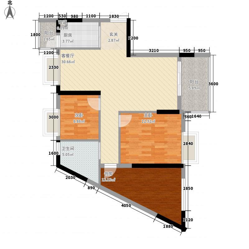 南洋商务酒店50.00㎡南洋商务酒店2室户型2室