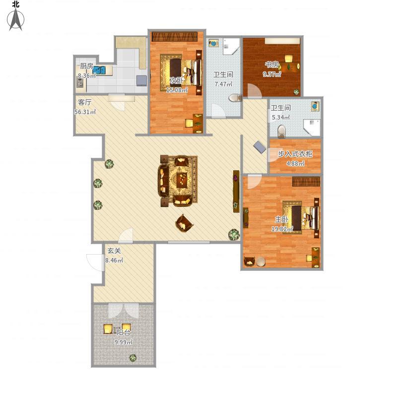 天津-莱茵小镇-设计方案