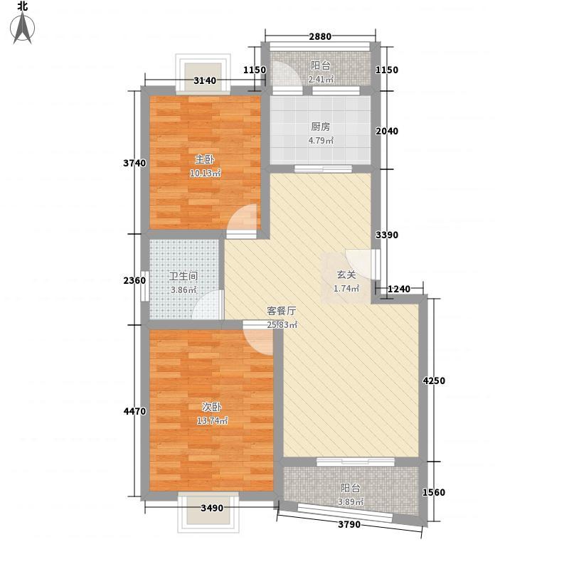 花园城二期上海花园城二期户型10室