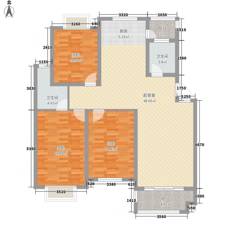 大唐世家大唐世家户型图[5)KB_6B6DOHHPY5]WRF2073室户型3室