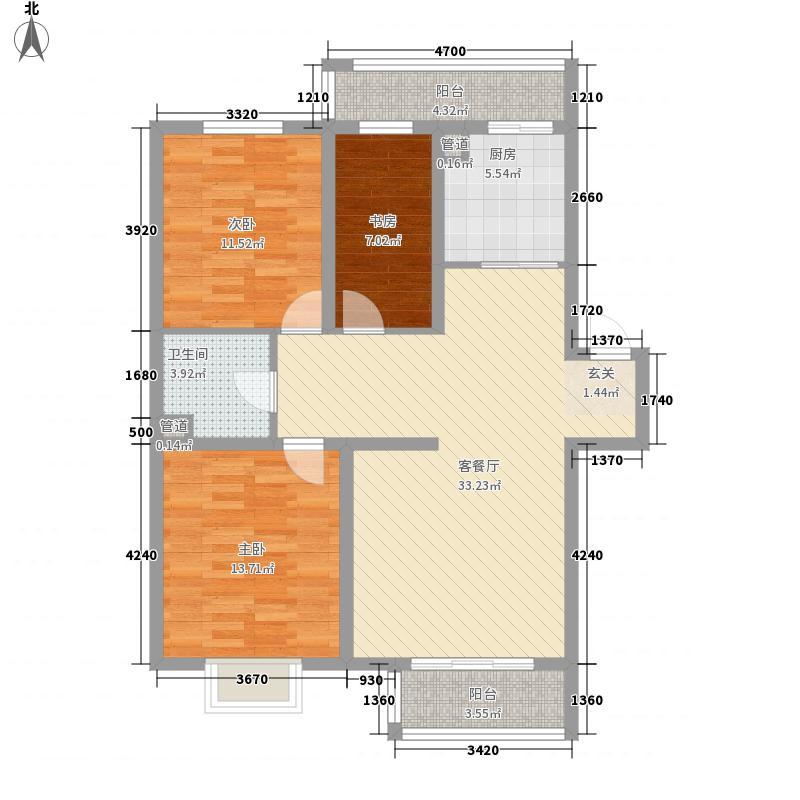 东方之珠东方之珠户型图3室2厅1卫户型10室